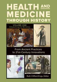 Cover image for Health and Medicine through History