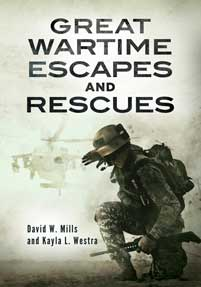 Great Wartime Escapes and Rescues cover image