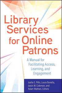 Cover image for Library Services for Online Patrons