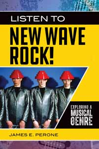 Listen to New Wave Rock! cover image