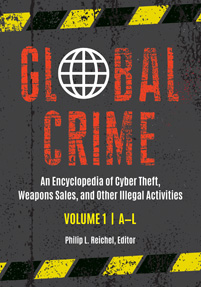 Cover image for Global Crime