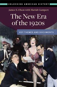 Cover image for The New Era of the 1920s