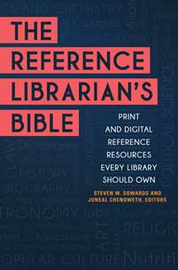 The Reference Librarian's Bible cover image