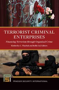 Cover image for Terrorist Criminal Enterprises