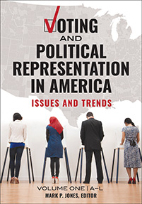 Cover image for Voting and Political Representation in America