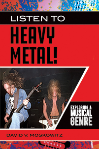 Cover image for Listen to Heavy Metal!
