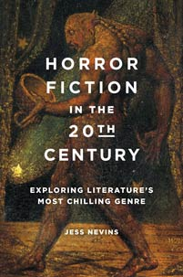 Cover image for Horror Fiction in the 20th Century