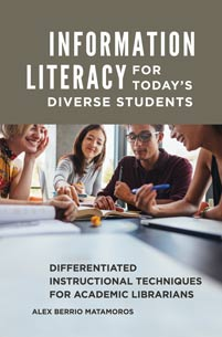 Information Literacy for Today's Diverse Students cover image