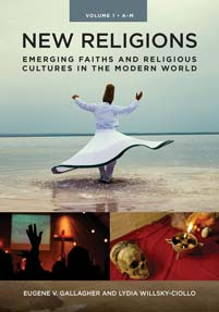 Cover image for New Religions