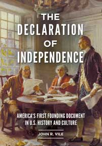 Cover image for The Declaration of Independence