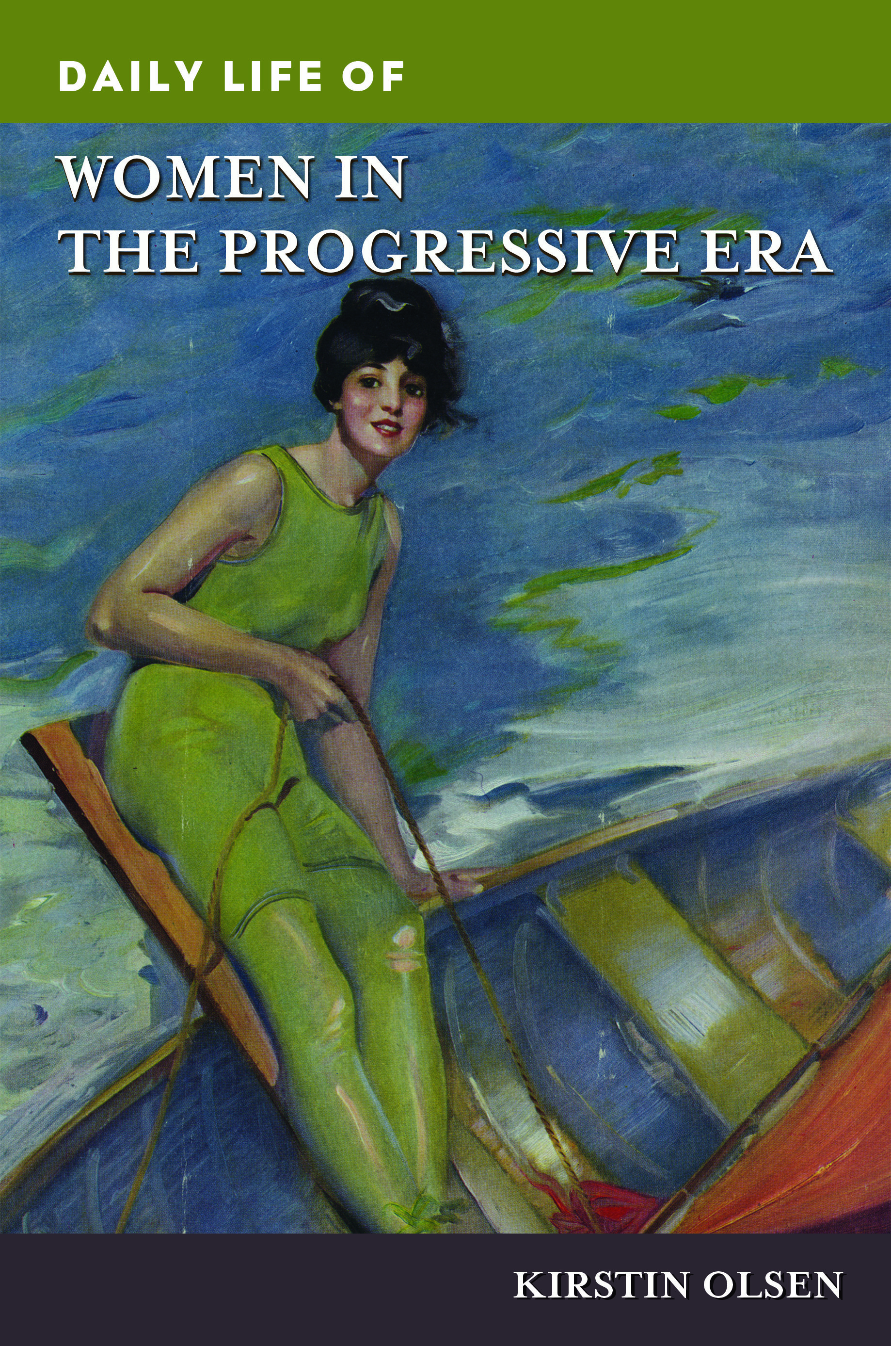 Daily Life of Women in the Progressive Era cover image