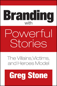 Cover image for Branding with Powerful Stories