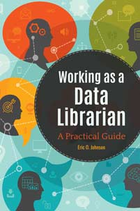 Cover image for Working as a Data Librarian