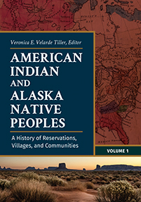 Cover image for American Indian and Alaska Native Peoples