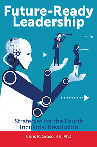 Cover image for Future-Ready Leadership