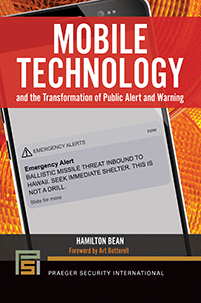 Cover image for Mobile Technology and the Transformation of Public Alert and Warning