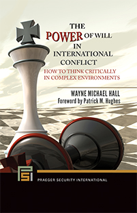 The Power of Will in International Conflict cover image