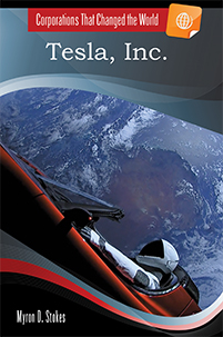 Cover image for Tesla, Inc.