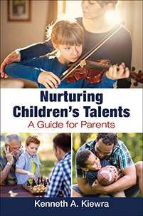 Cover image for Nurturing Children's Talents