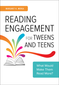 Reading Engagement for Tweens and Teens cover image