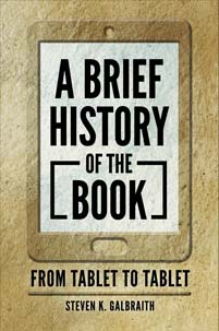 Cover image for A Brief History of the Book