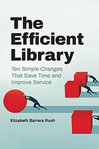 Cover image for The Efficient Library