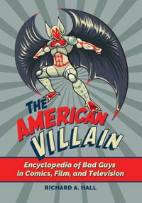 Cover image for The American Villain