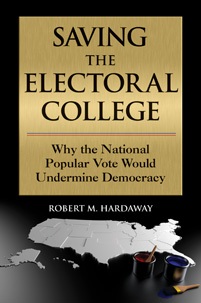 Cover image for Saving the Electoral College