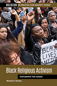 Cover image for Black Religious Activism
