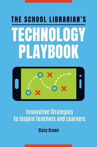 Cover image for The School Librarian's Technology Playbook