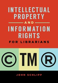 Intellectual Property and Information Rights for Librarians cover image