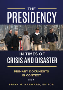 Cover image for The Presidency in Times of Crisis and Disaster