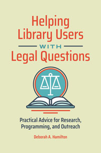 Cover image for Helping Library Users with Legal Questions