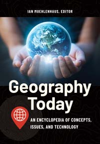 Cover image for Geography Today