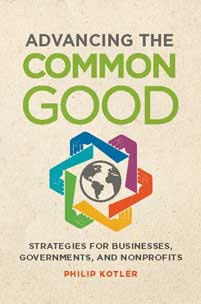 Cover image for Advancing the Common Good