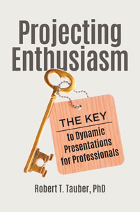 Cover image for Projecting Enthusiasm