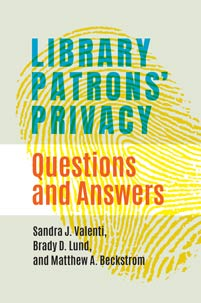 Cover image for Library Patrons' Privacy