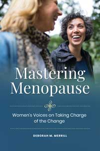 Cover image for Mastering Menopause