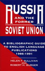 Russia and the Former Soviet Union cover image