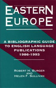 Eastern Europe, 1986-1993 cover image