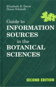 Guide to Information Sources in the Botanical Sciences cover image