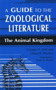 A Guide to the Zoological Literature cover image