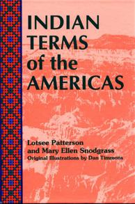 Indian Terms of the Americas cover image