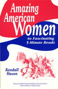 Amazing American Women cover image