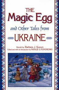 The Magic Egg and Other Tales from Ukraine cover image