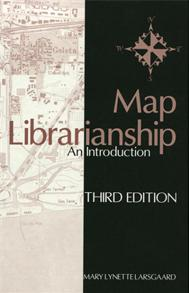 Map Librarianship cover image