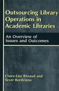 Outsourcing Library Operations in Academic Libraries cover image