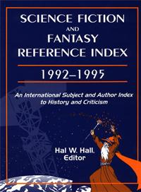 Science Fiction and Fantasy Reference Index, 19921995 cover image