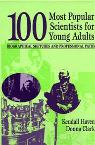 100 Most Popular Scientists for Young Adults cover image