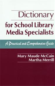 Dictionary for School Library Media Specialists cover image